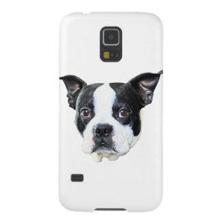 Terrier de Boston Fundas Para Galaxy S5