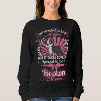 terrier de Boston Sudadera