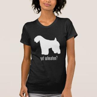 Terrier de trigo Suave-Revestido Camisetas