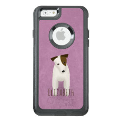 OtterBox Symmetry iPhone 6/6s Case with Jack Russell Terrier Phone Cases design