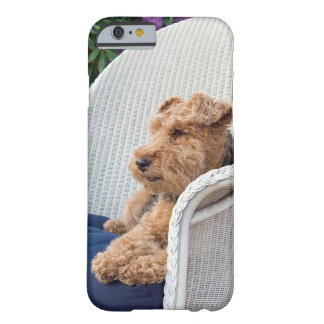 Terrier galés funda para iPhone 6 barely there
