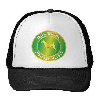 Terrier irlandés gorras