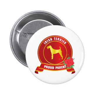 Terrier irlandés pins