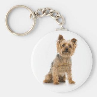 Terrier Keychain