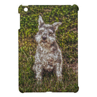 Terrier Schnauzer Pet Dog-lover's Dog Breed Cover For The iPad Mini