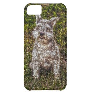 Terrier Schnauzer Pet Dog-lover's Dog Breed iPhone 5C Case