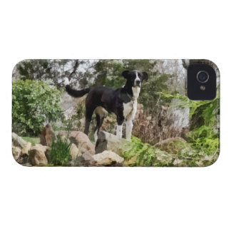 Terrier Standing Guard Case-Mate iPhone 4 Case
