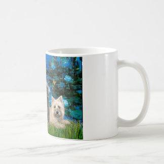 Terrieres de mojón 4-13-21 - lirios 3 taza de café