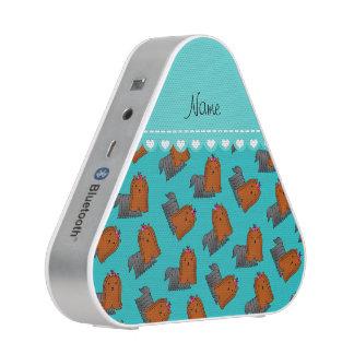 Terrieres de Yorkshire conocidos personalizados de Altavoz Bluetooth