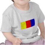 Terrieres del color primario camiseta