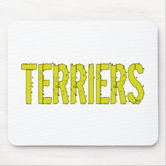 Terrieres Tapetes De Ratones