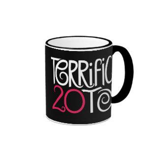 Terrific 20ty white Mug