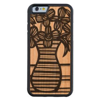 Terrific Exquisite Nurturing Calm Carved® Cherry iPhone 6 Bumper