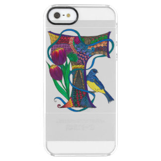 """Terrific T"" Monogrammed iPhone Case"