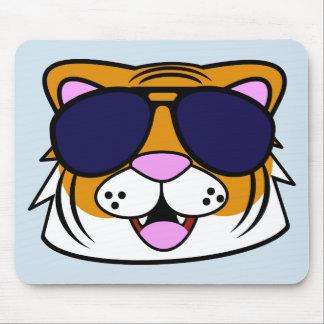 Terrific Tiger Mouse Pad