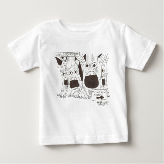terrified forest baby T-Shirt