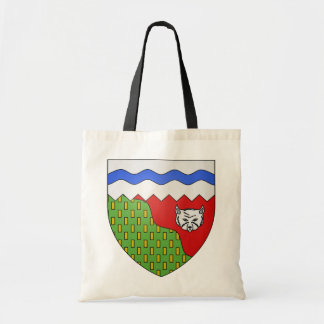 Territoires du Nord Ouest, Canada Tote Bags