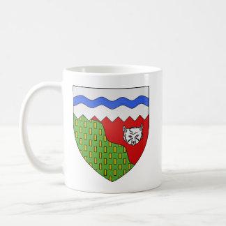 Territoires du Nord Ouest, Canada Mug
