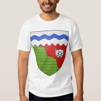 Territoires du Nord Ouest, Canada T-shirt