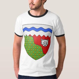 Territoires du Nord Ouest, Canada T Shirt