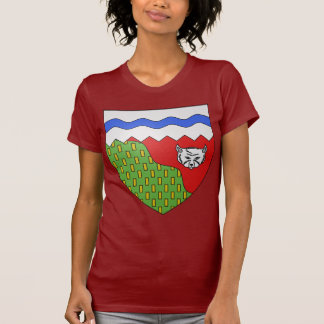 Territoires du Nord Ouest, Canada T-shirts