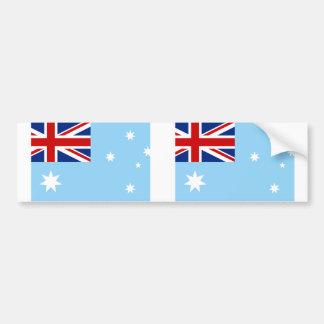 Territorio antártico australiano, la Antártida Etiqueta De Parachoque