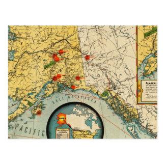 Territorio de Alaska Tarjetas Postales