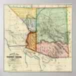 Territorio de Arizona Póster