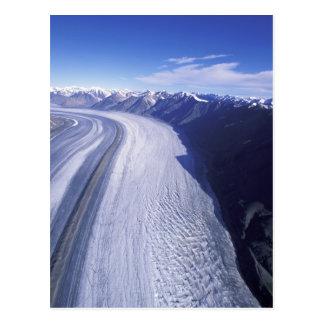 Territorio de Canadá, el Yukón, parque nacional de Postales