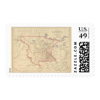 Territorio de Minnesota Envio