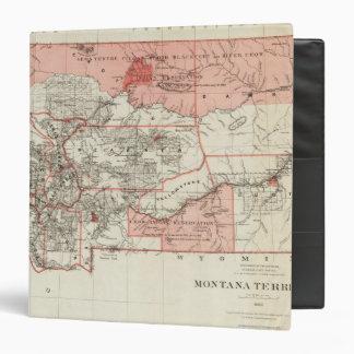 """Territorio de Montana Carpeta 1 1/2"""""""