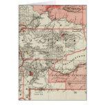 Territorio de Montana Tarjeton