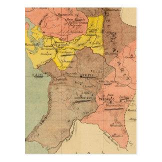 Territorio de Tepic, Mexico Postcard