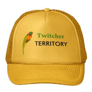 Territorio de Twitcher Gorro De Camionero