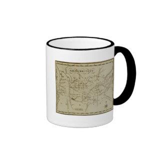 Territorio del interruptor tazas de café