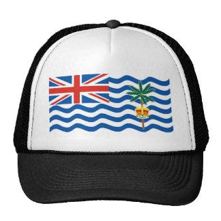 Territorio del Océano Índico británico Gorras De Camionero