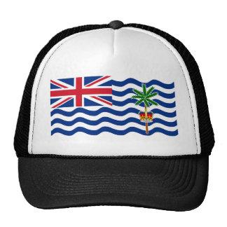 Territorio del Océano Índico británico, Reino Unid Gorros Bordados