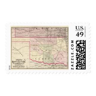 Territorio indio 2 sellos