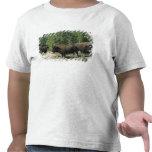 Territorios del noroeste. Nacional de madera del Camiseta