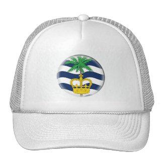 Territorios del Océano Índico británicos Gorras