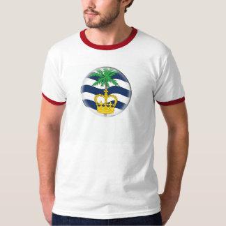 Territorios del Océano Índico británicos Playera