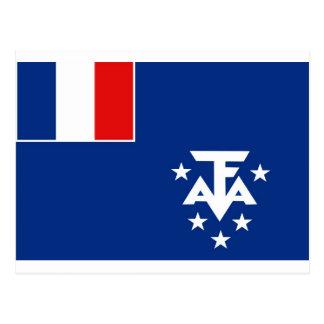 Territorios meridionales franceses postal