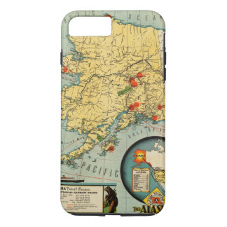 Territory of Alaska iPhone 8 Plus/7 Plus Case