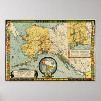 Territory of Alaska Poster