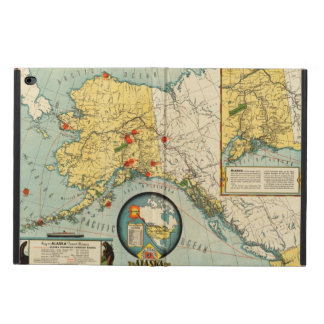 Territory of Alaska Powis iPad Air 2 Case