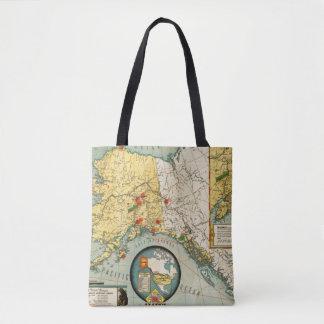 Territory of Alaska Tote Bag