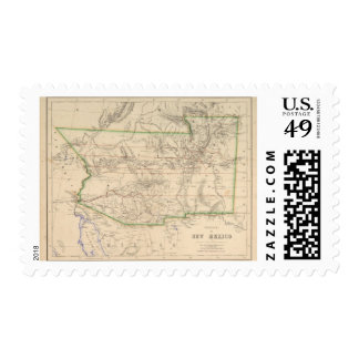 Territory of New Mexico Postage
