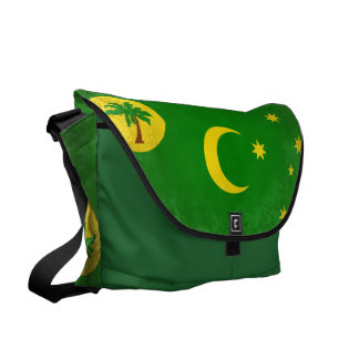 Territory of the Cocos (Keeling) Islands Messenger Bag