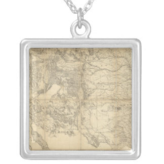 Territory of The United States Custom Necklace