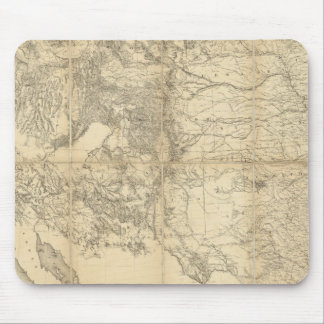 Territory of The United States Mouse Pad
